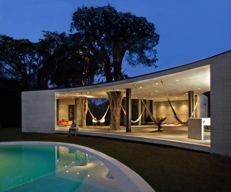 Lounge de Tepoztlan  . Image © Sandra Pereznieto