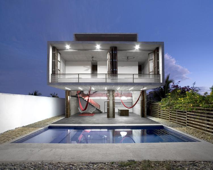 Casa TDA . Image Cortesía de Cadaval & Solà-Morales