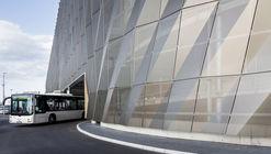 Stuttgart Airport Busterminal  / Wulf Architekten