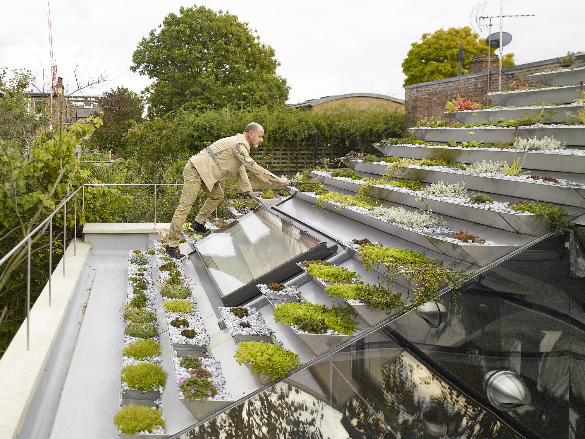 Garden House Hayhurst and Co ArchDaily