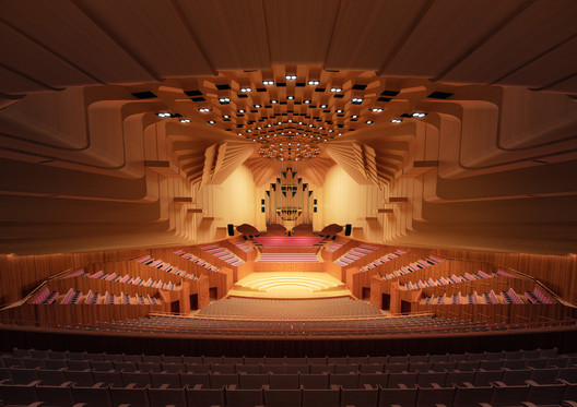 Sydney Opera House to Undergo $202 Million Renovation