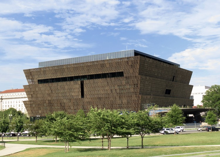 Gallery: David Adjaye's National Museum of African American History and Culture Photographed by Paul Clemence, © Paul Clemence