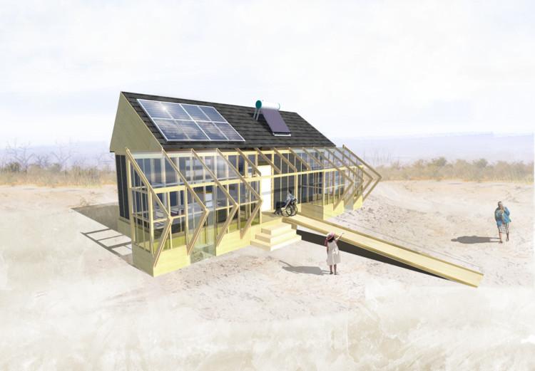 Willkalpa / Universidad Arturo Prat. Image Cortesía de Construye Solar