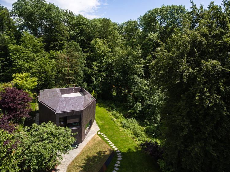 Casa Forest / Daluz Gonzalez Architekten, © Philippe Wiget Photography
