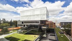 Pontificia Universidad Javeriana School of Arts  / La Rotta Arquitectos