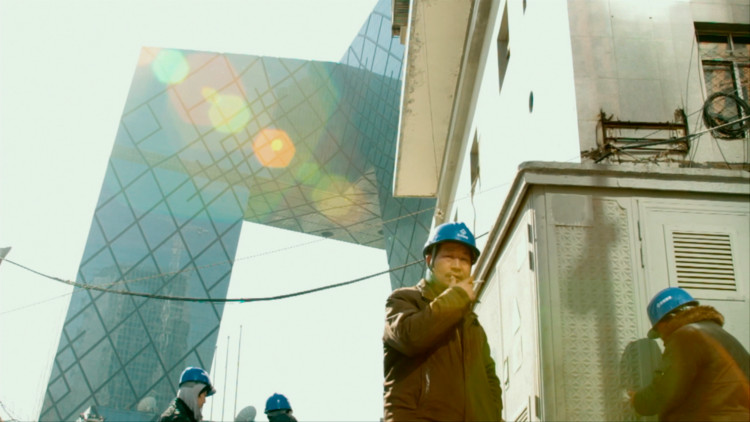 CCTV (China). Image © Tomas Koolhaas