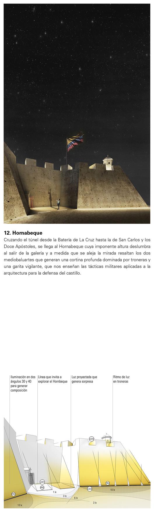 Hornabeque. Image Cortesía de Consorcio Arquitectura y Espacio Urbano + Lightcube