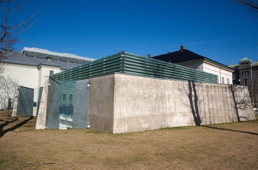 Norwegian National Museum of Art, Architecture and Design. Image © <a href='http://ift.tt/2w34DBJ user iammadforit</a> licensed under <a href='http://ift.tt/2a7gdBj BY 2.0</a>
