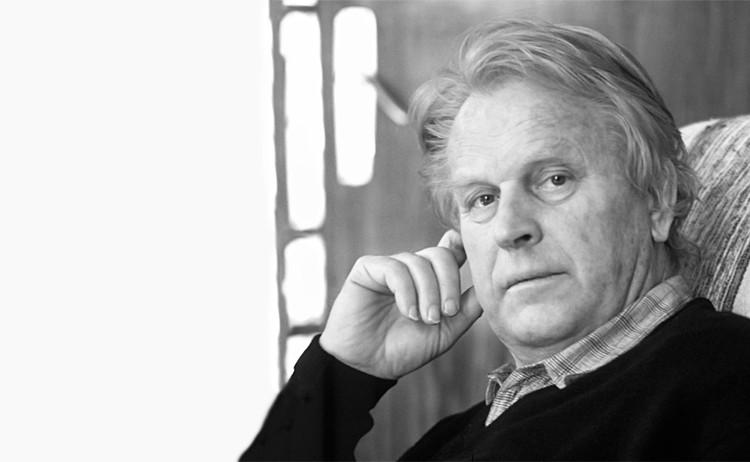 Sverre Fehn. Image via <a href='http://www.pritzkerprize.com/laureates/1997'>Pritzker Prize</a>