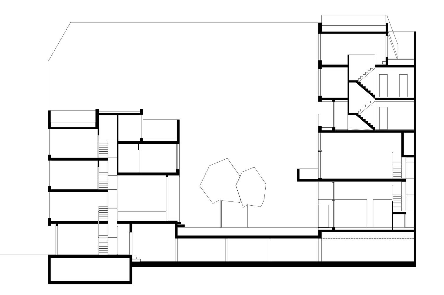 gallery of bigyard zanderroth architekten 9. Black Bedroom Furniture Sets. Home Design Ideas