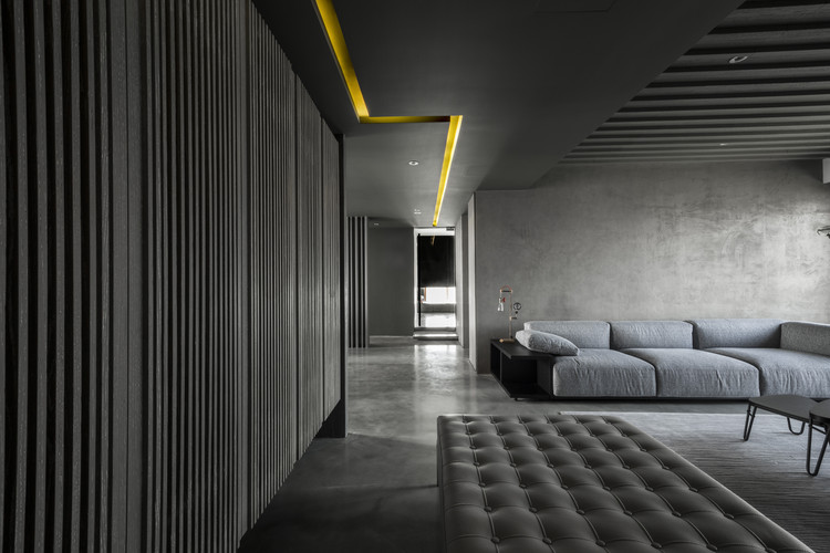 Silencio / Wei Yi International Design, © James