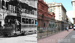 Before/After: 20 Images of Buenos Aires' Changing Cityscapes