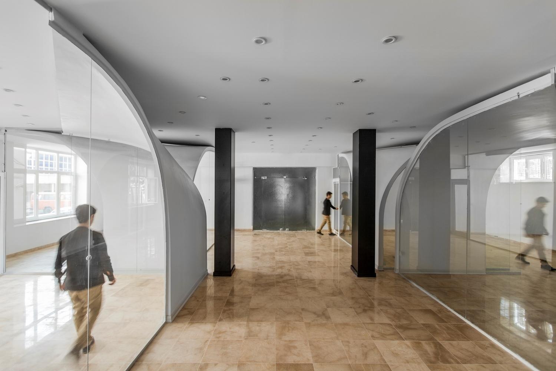 Hamedan Economic Affair / Xpiral Studio