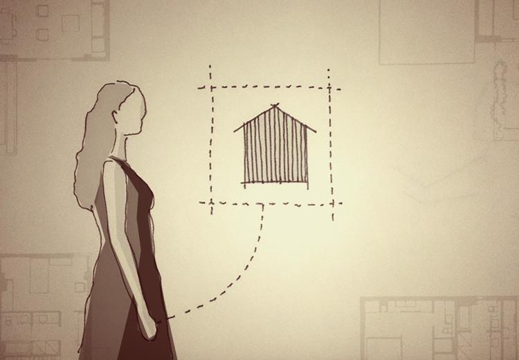 ¿Cómo entregar la mejor arquitectura posible utilizando los recursos disponibles, o incluso menos?. Image © José Tomás Franco