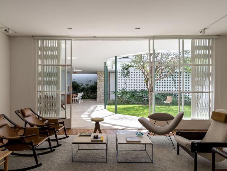 Casa CSF / Felipe Hess, © Fran Parente