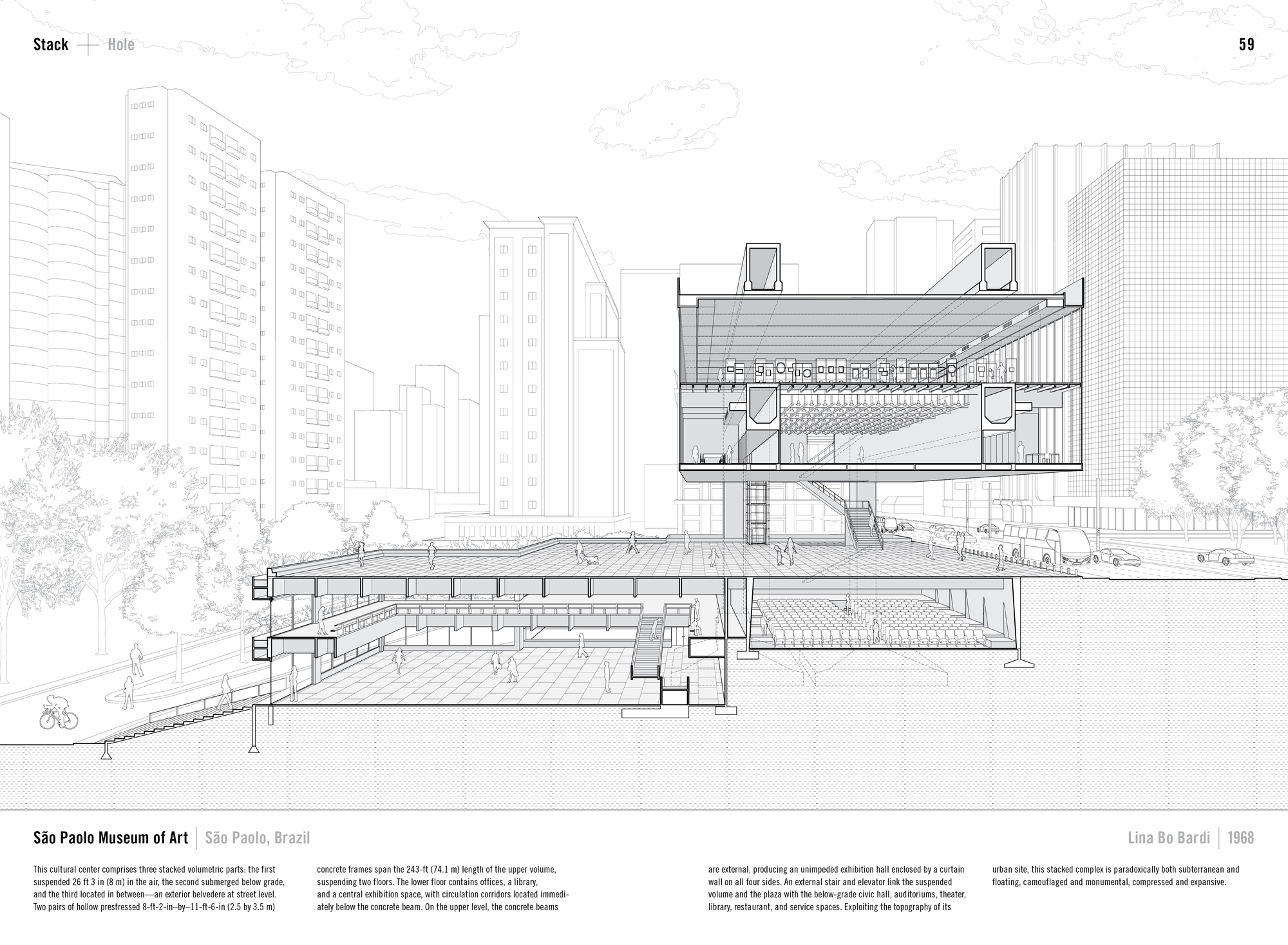 Contemporary Architecture Drawing Guide Courtesy Of Laurence King