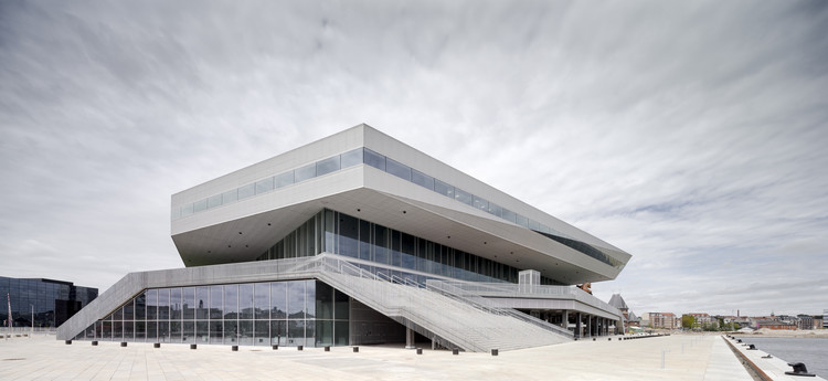 Schmidt Hammer Lassen's Dokk1 Wins Public Library of the Year Award 2016, © Adam Mørk