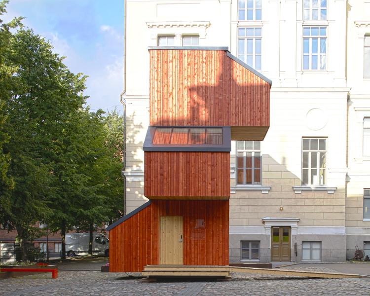 Kokoon  / Aalto University Wood Program, © Marc Goodwin