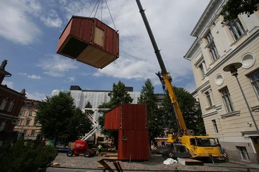 Courtesy of  Aalto University Wood Program