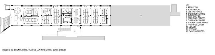 Planta 3er piso
