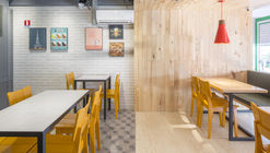Restaurante Pastucci  / Vmf + Arco Studio Arquitetos