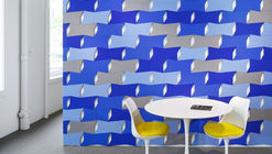 Repurposed Material Creates Distinct Felt Tile Patterns that Provide Sound Control