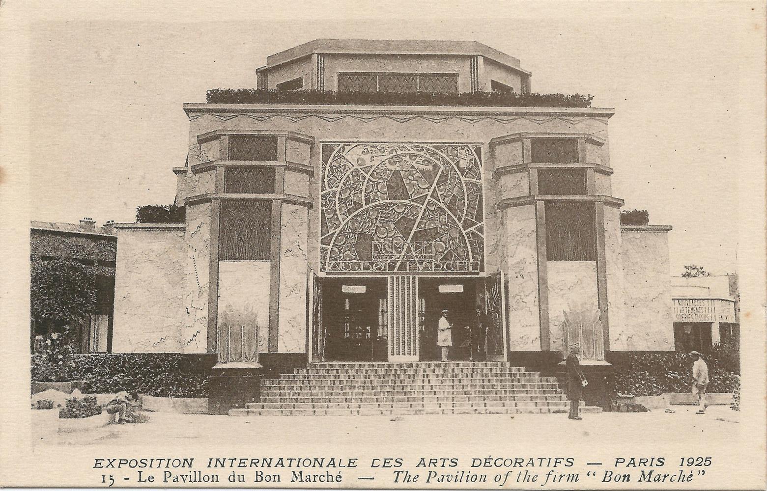 Exposition Arts Decoratifs Paris  Pavillon Collectionneur