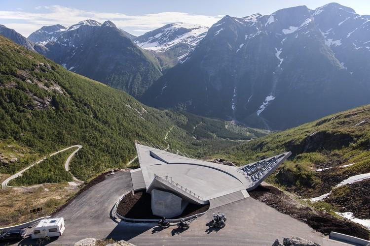Utsikten Viewpoint / CODE: arkitektur, © Jiri Havran