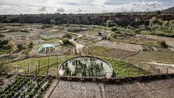 Irrigation System in Las Huertas Termales / Cíclica + Cavaa Arquitectes