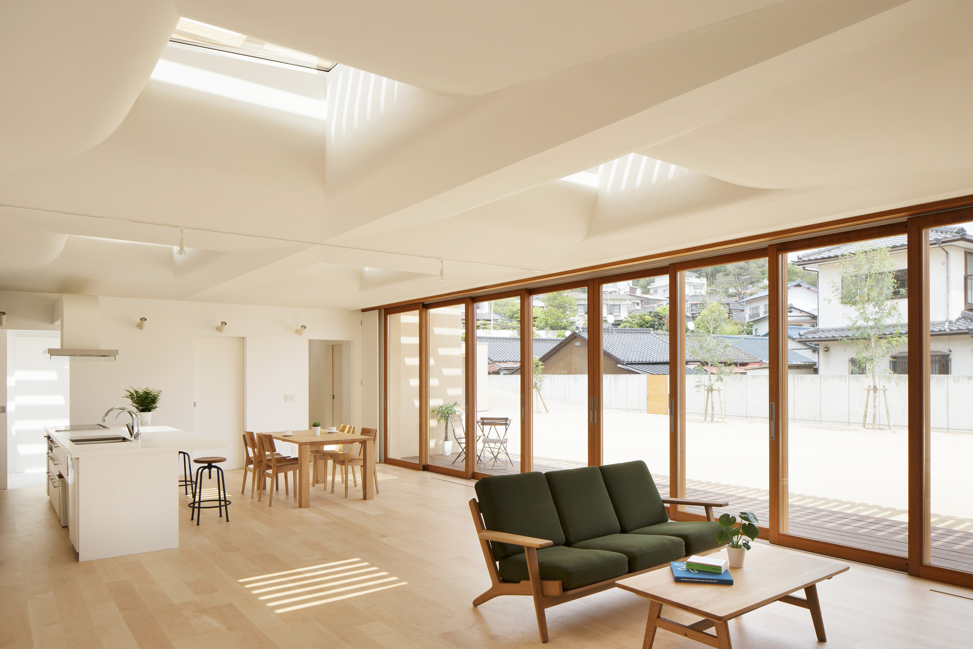 Gallery Of Double Roof House Suep 4