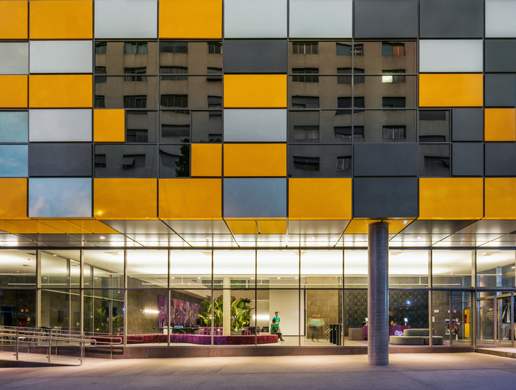 Módulo Rebouças / Dal Pian Arquitetos, © Nelson Kon