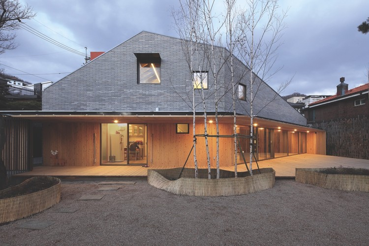 Casa Marimba / ISON Architects, © Kim jong oh