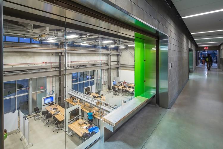 Oakland University Engineering Building Hours