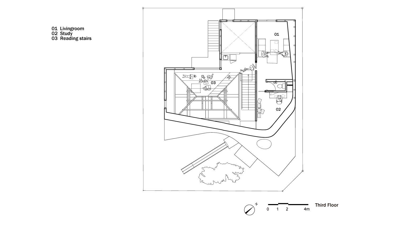 Clover House,Plan 3