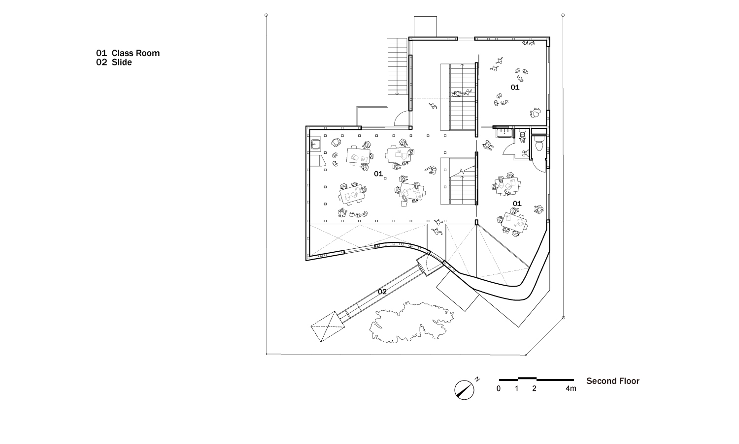 Clover House,Plan 2