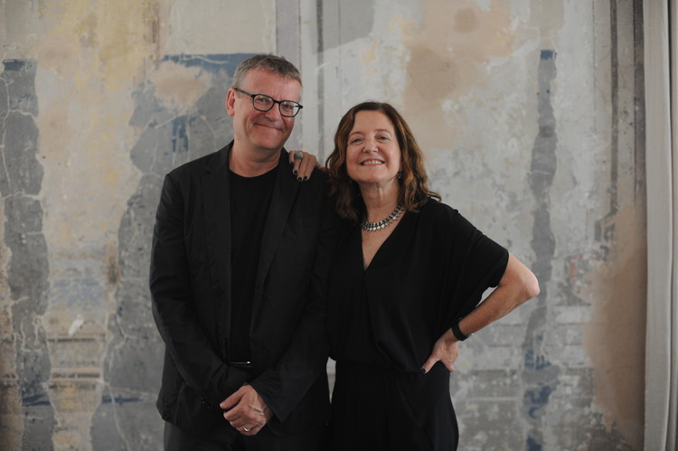 Curators: Mark Wigley and Beatriz Colomina. Image © Mahmut Ceylan