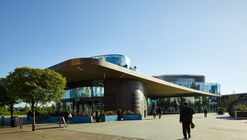RIBA Great British Buildings Tours: Greenwich Gateway Pavilions