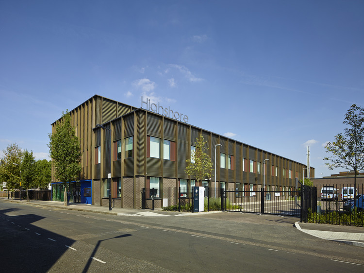 RIBA Great British Buildings Tours: Ark All Saints Academy, © Timothy Soar