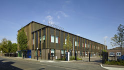 RIBA Great British Buildings Tours: Ark All Saints Academy