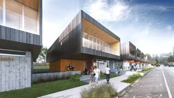 Clark Nexsen Wins Activate Urban Housing Design Competition With a Food-centered Vision