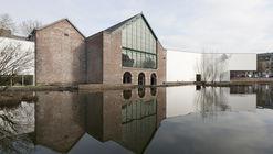 Mons Memorial Museum / Atelier d'architecture Pierre Hebbelinck - Pierre de Wit