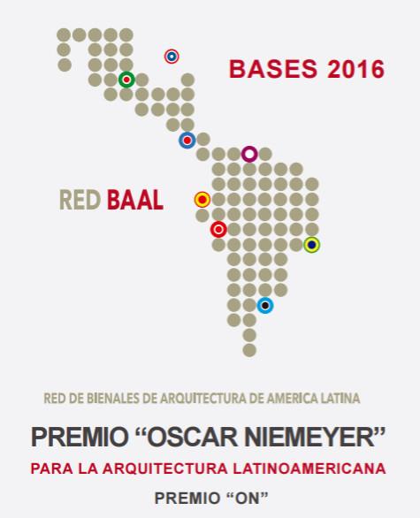 Convocatoria Primera Edición Premio Oscar Niemeyer para la Arquitectura Latinoamericana