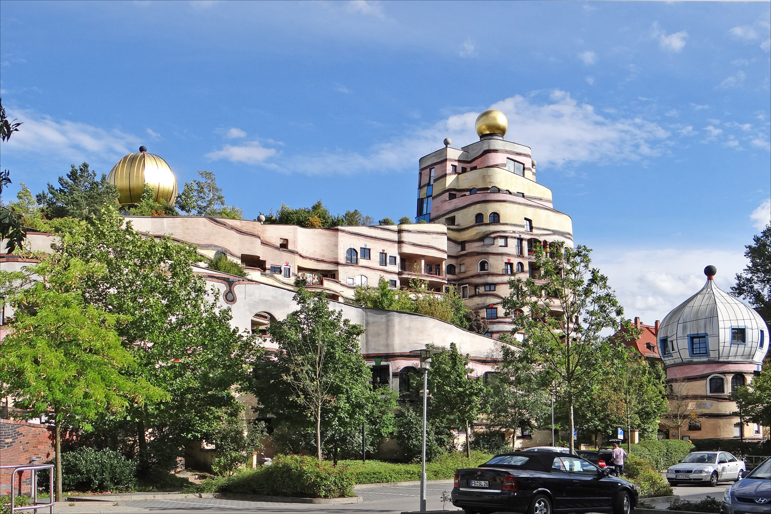 Küchenmeister Darmstadt Darmstadt ~ these are 18 of the world's strangest buildings archdaily