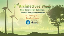 3rd Architecture Week