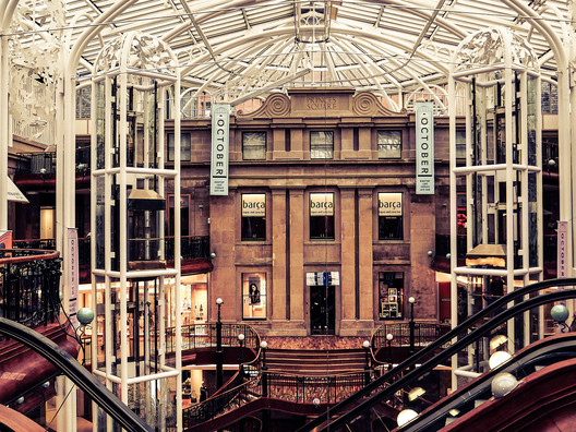 Princes Square, Glasgow. Image © Jean O'Reilly