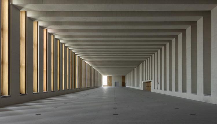 Royal Collections Museum / Mansilla + Tuñón Arquitectos, © Luis Asín