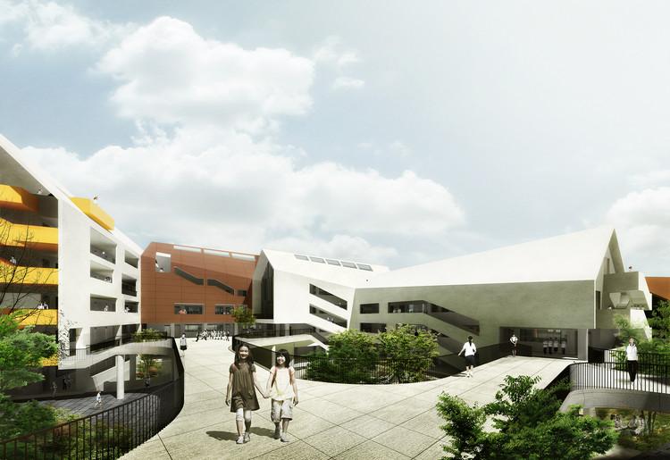 Cortesía de YCS Architecture