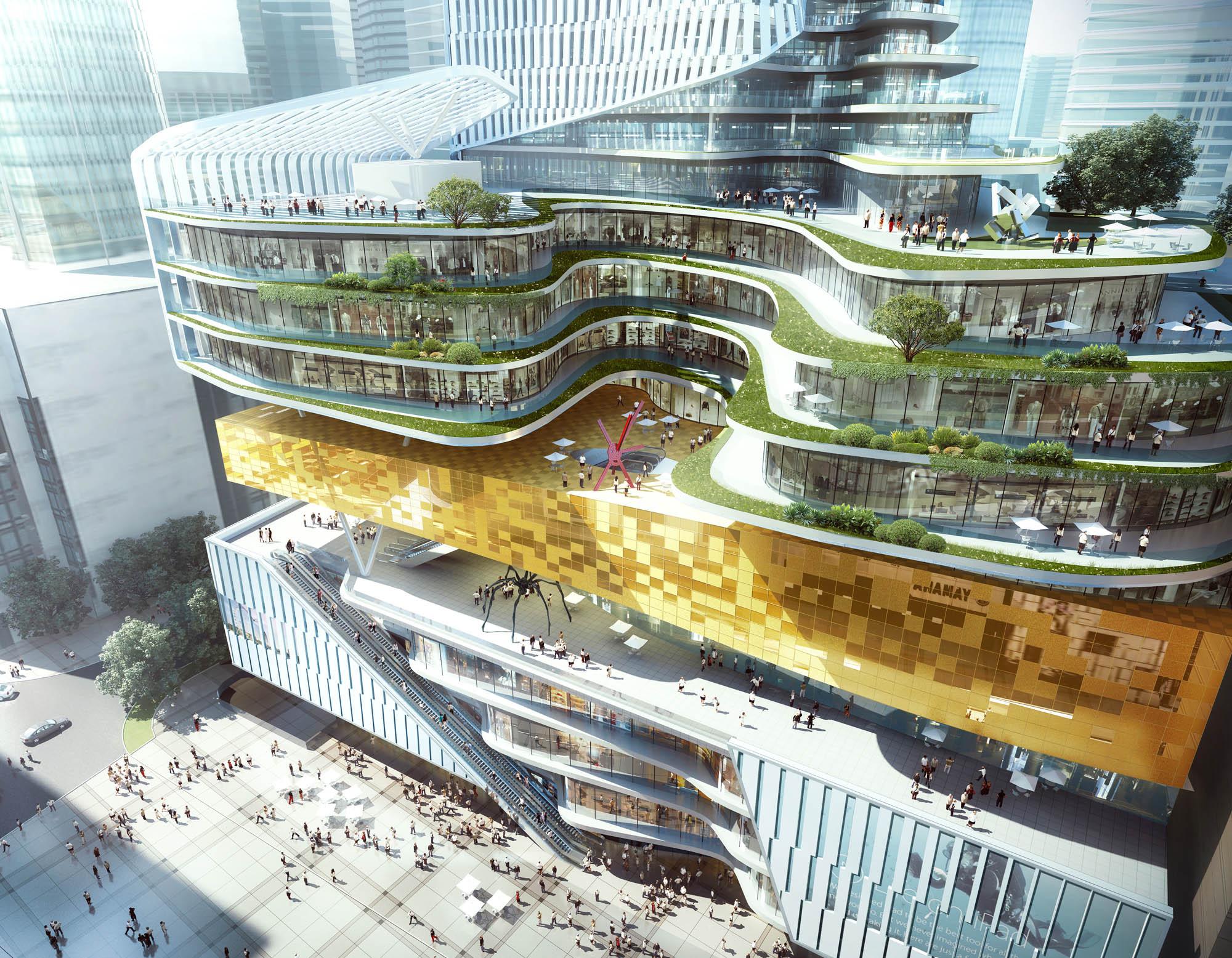 Organic Landscape Architecture