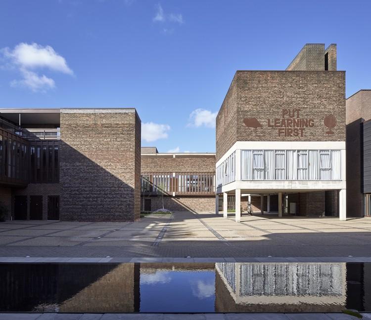 Baylis Old School / Conran and Partners, © Edmund Sumner