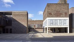 Baylis Old School / Conran and Partners